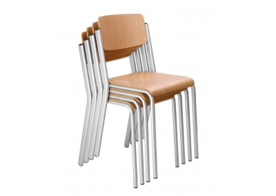 Gresco Stacking Chair 1
