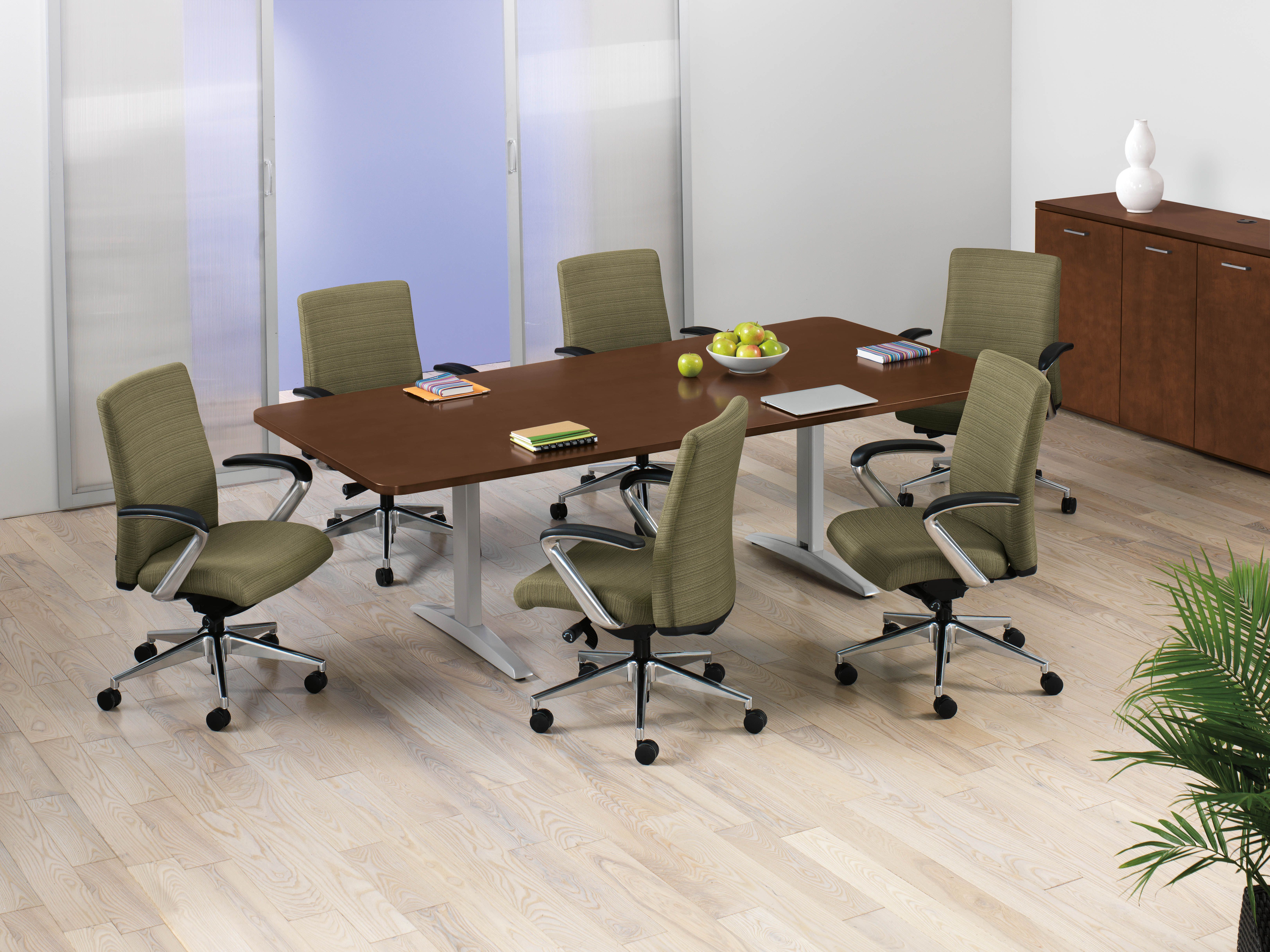 Conference Indoff Interior Solutions - Hon preside table