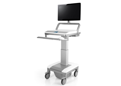 Humanscale T7 Mobile Tech Cart 2