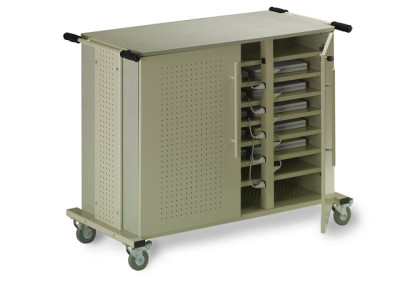 Mayline Laptop Cart 1