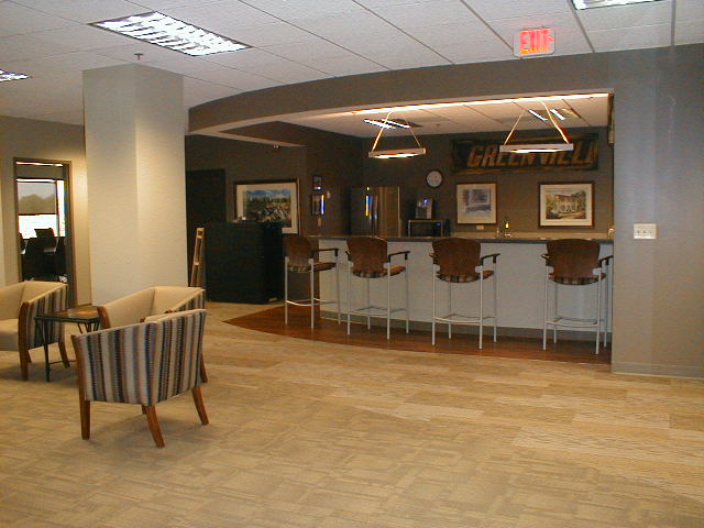 Lobby with Patcraft Carpet Tile