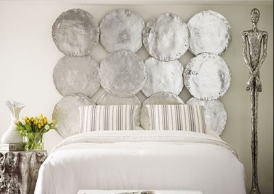PC Galvanized Circles Wall Art 1