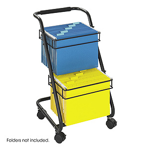 Safco Mobile File Cart 5