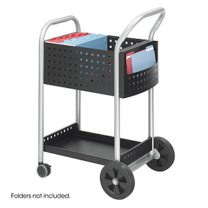 Safco Mobile File Cart 7