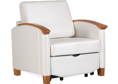 La Z  Boy Harmony Sleep Chair  1