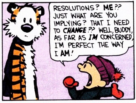 New Year's Resolutions – Make 'Em or Break 'Em