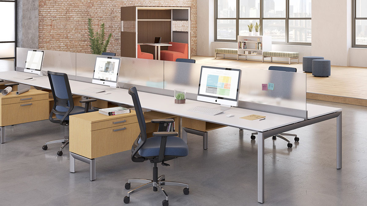 Modular Workstations Indoff Interior Solutions